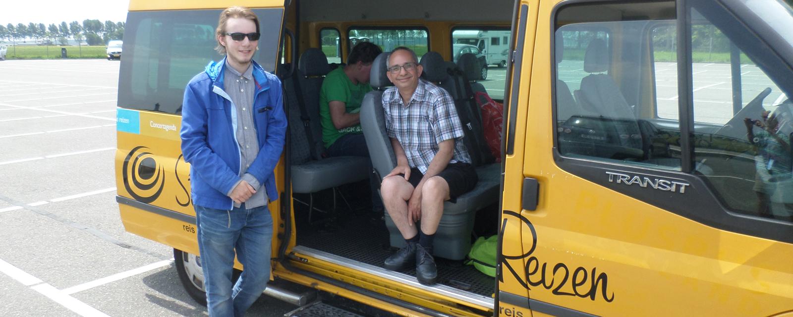 bus-steunpuntreizen